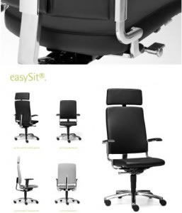 Design Drehstuhl Easy Sit