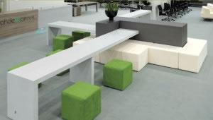 Wartezonen - Lounge - Kommunikation - Möbel