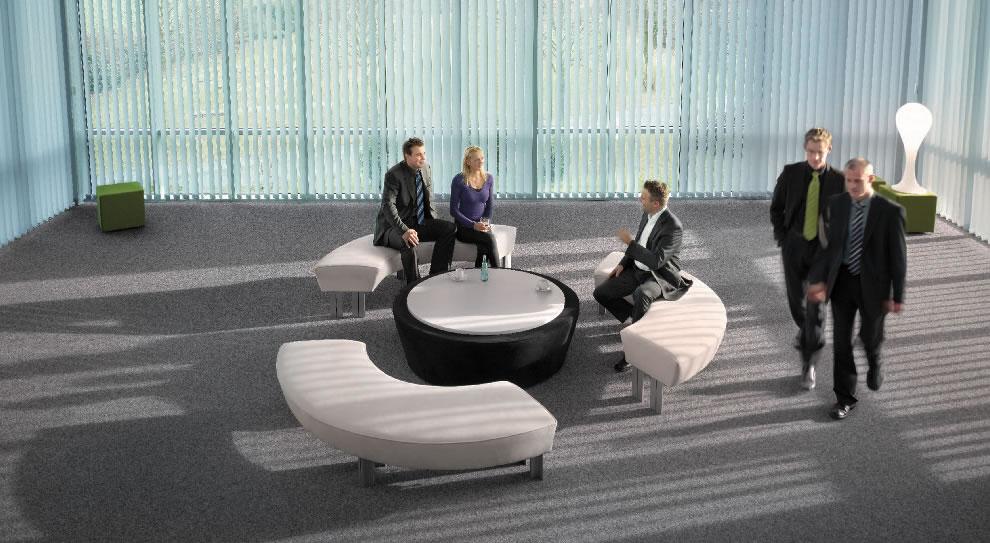 Round About Lounge Möbel für Wartezimmer