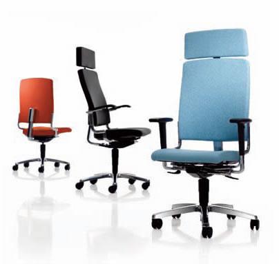 Ergonomischer bürostuhl test  EasySit® Bürostuhl Test