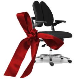 Duo Back Xenium freework Bürostuhl als Geschenk