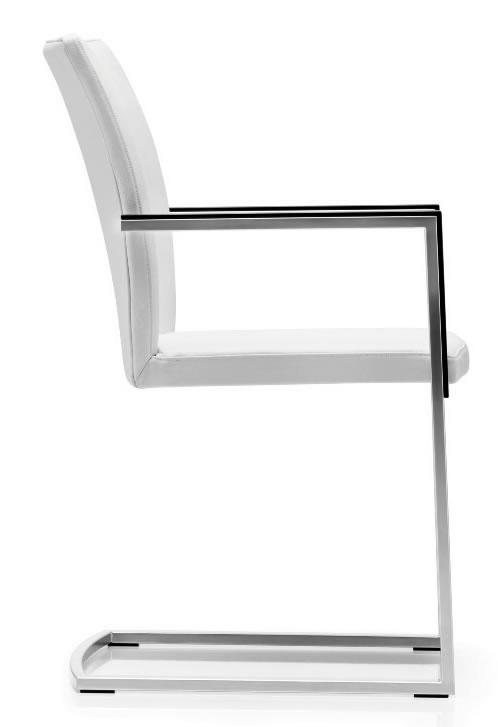Design besucherstuhl canto f r das management for Besucherstuhl design