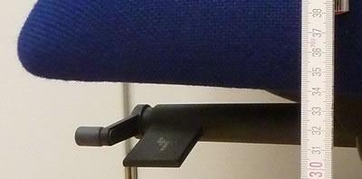 Bürostühle mit kleiner Sitzhöhe für Erzieherinnen – Kleinwüchsige