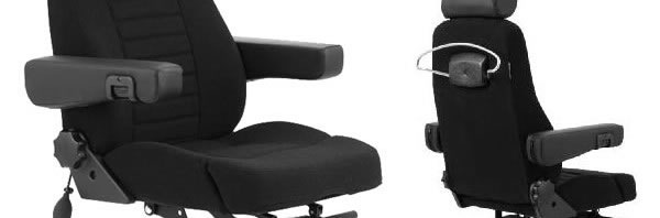 Test des Operator 24 Stunden Stuhl für Leiststellen – Überwachungsanlagen – Schichtbetrieb