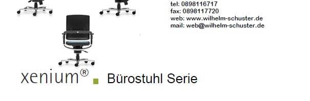 Xenium Bürostuhl – Katalog Neu !