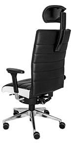 Bürostuhl Ergonomie-Design-hinten