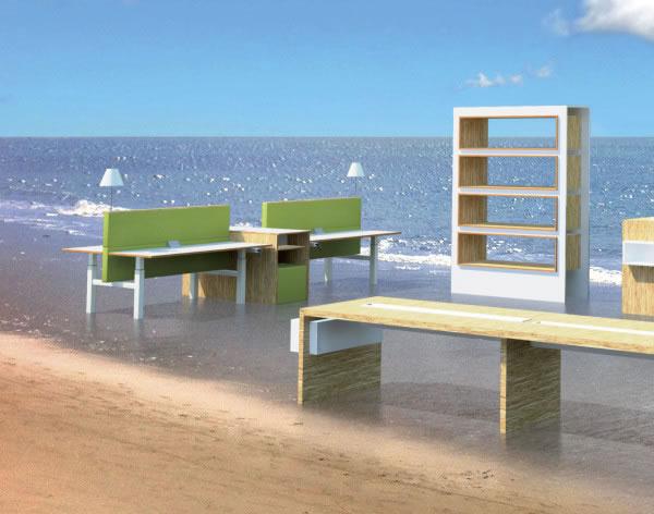 Sand Design Systemmoebel