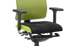 Neu ixo® der Bürostuhl – die Bürostuhlfamilie.
