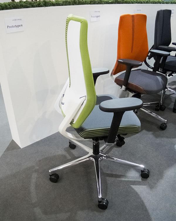 Vote Bürostuhl Prototyp