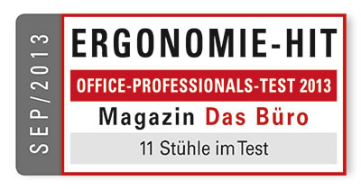 Sino Bürostuhl Test -- Ergonomie Hit -- September 2013