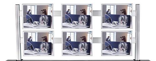 Leitstandtische – Tische mit mehreren Monitoren zu günstigen Preisen.