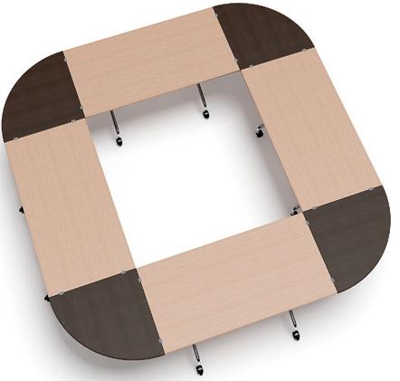 klappbare-rollbare-Konferenztisch-Systemm-4-Tisch-