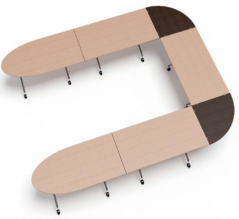 rollbare klappbare konferenztische konferenztisch system rollbarer klapptisch g nstig. Black Bedroom Furniture Sets. Home Design Ideas