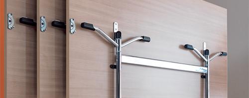 Rollbare-Klappbare Konferenztische – Konferenztisch System – rollbarer Klapptisch – günstig.