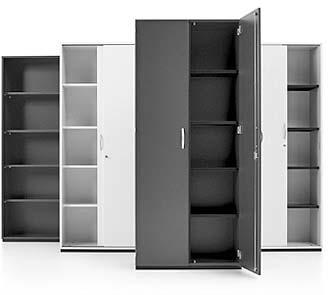 K30 Büroschranksystem - Büromöbel.