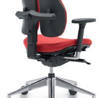 Duo-Back-11 – Duo-Back-12 von Rohde-Grahl ergonomsiche Bürostühle mit über 50% Rückenentlastung.