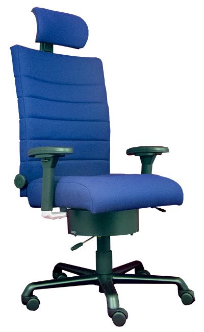 Bürostühle mit Sitzballtechnolgie